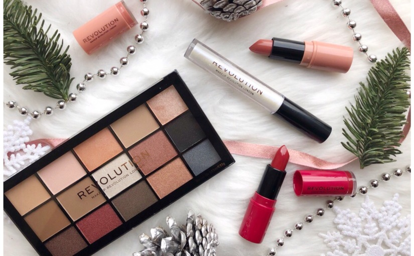 Blogmas Day 11; Revolution advent calendar 💄