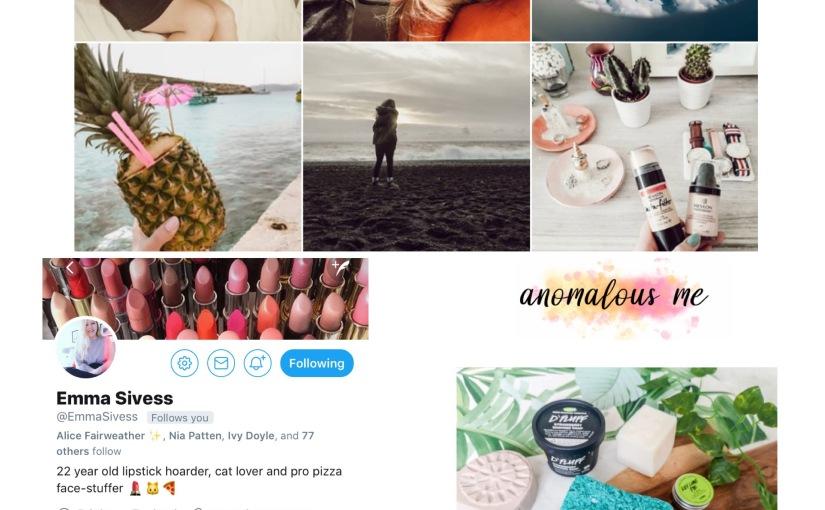 Blogging; Meet Emma S👋🏽