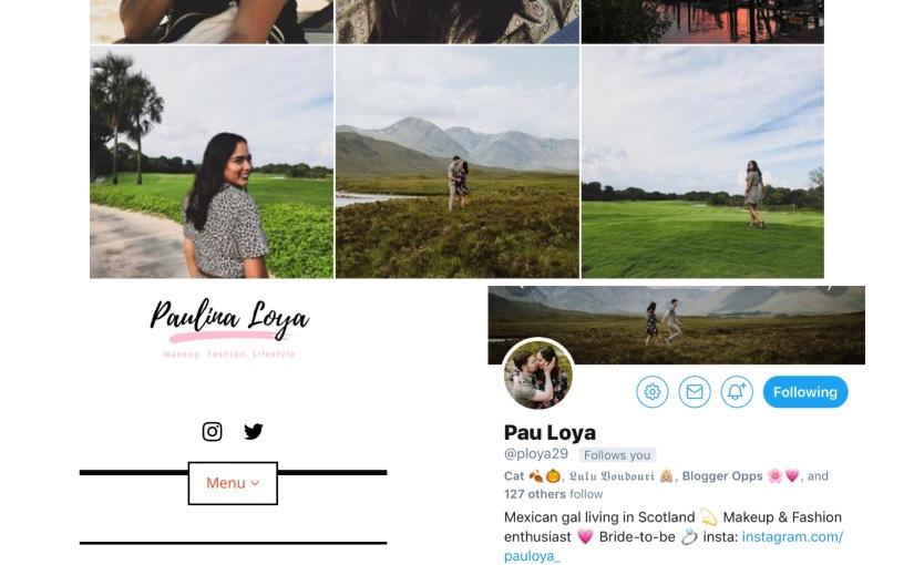 Blogging; Meet Pau 💞