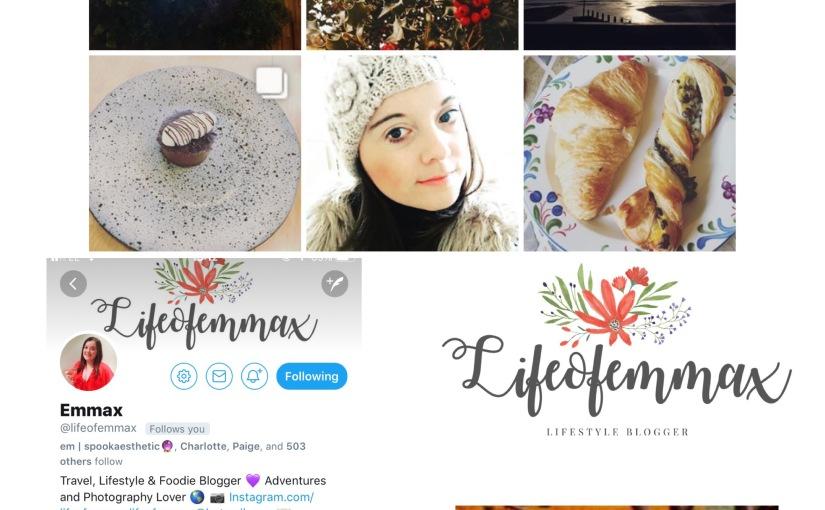 Blogging; Meet Emma J👋🏽