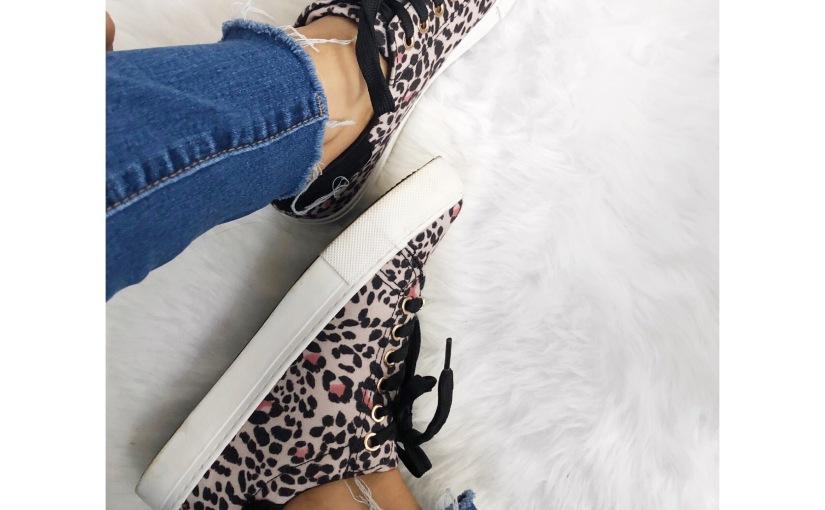Fashion; leopard print-tastic👠