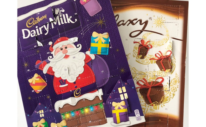 Blogmas Day 22; advent calendars 🍫