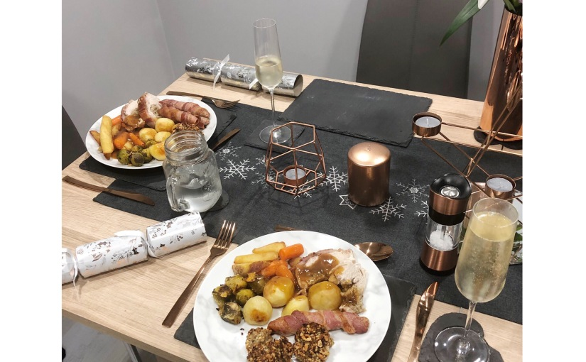 Blogmas Day 23; our own Christmas dinner 🎉